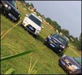 四款25万级进口SUV体验 油耗及通过性PK