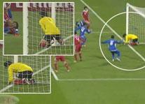 亚洲杯5佳瞬间-国足演门线悬案 韩国失绝佳进球