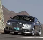 宾利欧陆GT 能让更多人享受到的奢侈品