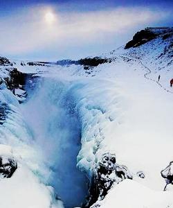 全球十大迷人冰瀑布
