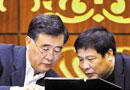 广东省委书记汪洋用iPad办公