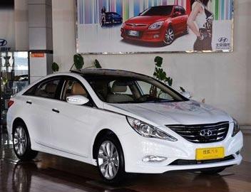 北京现代第八代索纳塔上市-搜狐汽车