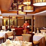 以优雅的名义饕餮 索菲特竹轩中餐厅