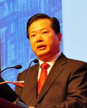 王锦珍 中国贸促会副会长