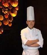 分子美食专家 洲际酒店总厨王青松