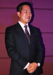 雅典表大中华区总经理颜廷鹏