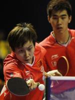 冯亚兰,2011世乒赛
