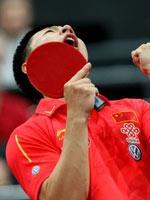 马龙,2011世乒赛