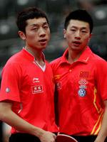 马龙许昕,2011世乒赛