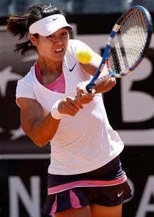 李娜,法网,法国网球公开赛