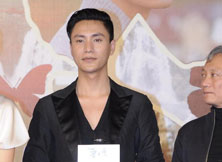 陈坤被赞气质像哥哥