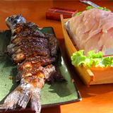 吃遍虹鳟鱼