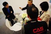 CAS拜访斯巴鲁中国区负责人