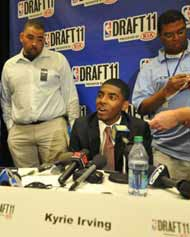 NBA2011选秀大会