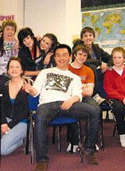 孔子学院,汉语教师志愿者,汉语学习
