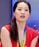 罗雪娟,上海游泳世锦赛