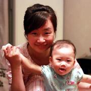 江苏 尛满(女儿 1岁)