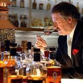 品尝威士忌的高手