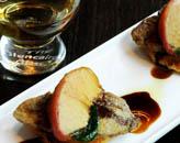 部分欧陆菜式加入威士忌
