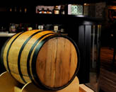 苏格兰橡木师打造的木桶