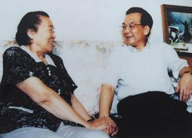 温家宝 霍懋征 总理 国宝 特级教师