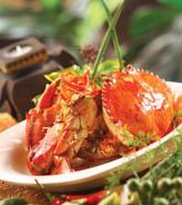 泰式绿咖喱蟹