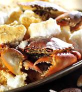 盐焗三点蟹
