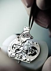 Chopard(萧邦)手表工艺制作过程