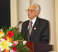 尼泊尔前首相 2011欧亚教育论坛