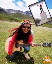 西藏-我的疯狂之旅