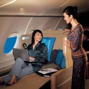 解密外国航空公司如何运用空客A380