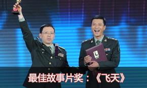 28届金鸡奖 最佳故事片《飞天》