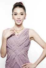 2010年度珠光宝气小姐 冼燕坚