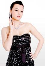 2010年度香港珠宝小姐季军 嘉芙莲