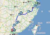 2011广州车展自驾路书汇总