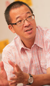 新东方教育科技集团创始人、董事长兼首席执行官 俞敏洪