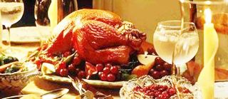 感恩节吃火鸡的由来