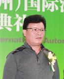 广东电视台《车之道》制片人傅红旗