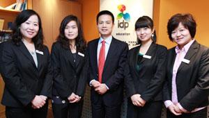 IDP留澳梦之队
