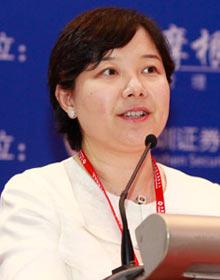 道富环球投资管理公司资深董事总经理,李婷,第十届中国证券投资基金国际论坛