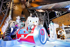 �ʺ���2011ʥ��ʱ��֮�� HELLO KITTY BACK TO ICE AGE