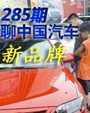 聊中国汽车新品牌