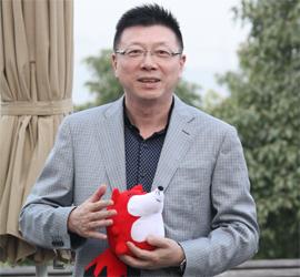 南京圣可尼服饰实业有限公司董事长谈振国