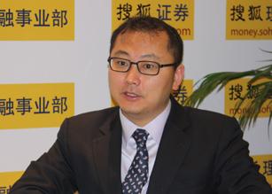 中金投行部董事总经理 王庆