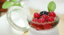 无糖水果酸奶
