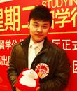 启德教育集团留学事业部副总经理张杨,圆桌星期二,留学315