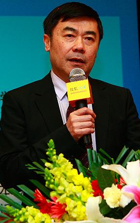 桑彭-北京留学服务行业协会会长