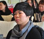 第二届《搜狐出国王牌留学服务团队评选》华东复赛,北美文化教育交流中心代表陈雁容