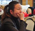 第二届《搜狐出国王牌留学服务团队评选》华东复赛,新加坡大华银行(中国)有限公司个人金融服务部Bellona Bei
