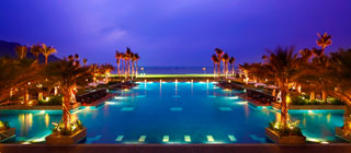 海南复合式度假酒店